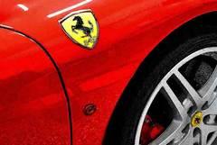 Ferrari F430 fender edmonton alberta
