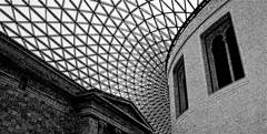 british museum courtyard london