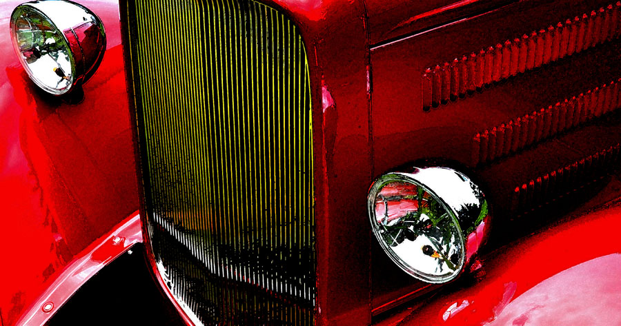 ford rod, photo