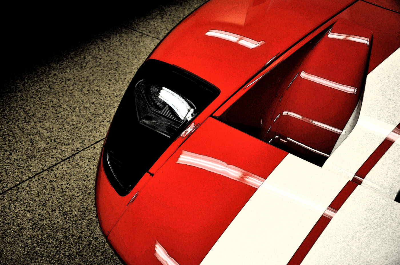 Ford GT, photo
