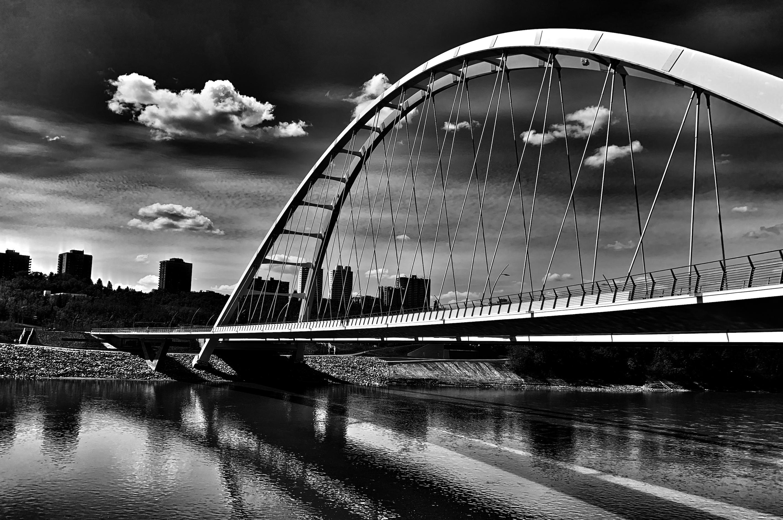 bridge halifax, photo