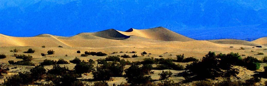 death valley dunes california, photo