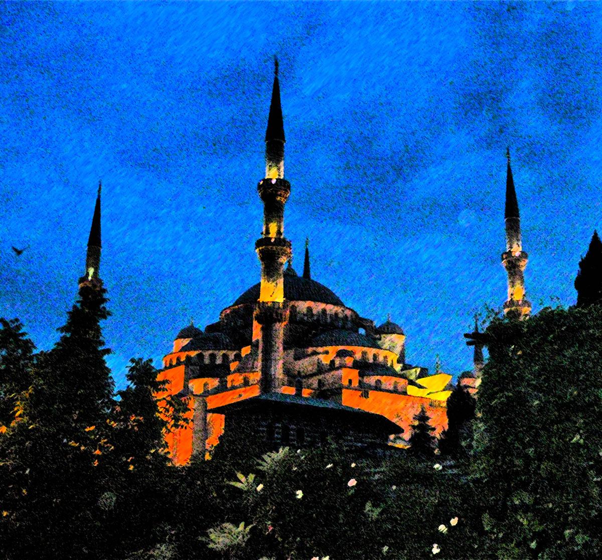 hagia sophia istanbul, photo