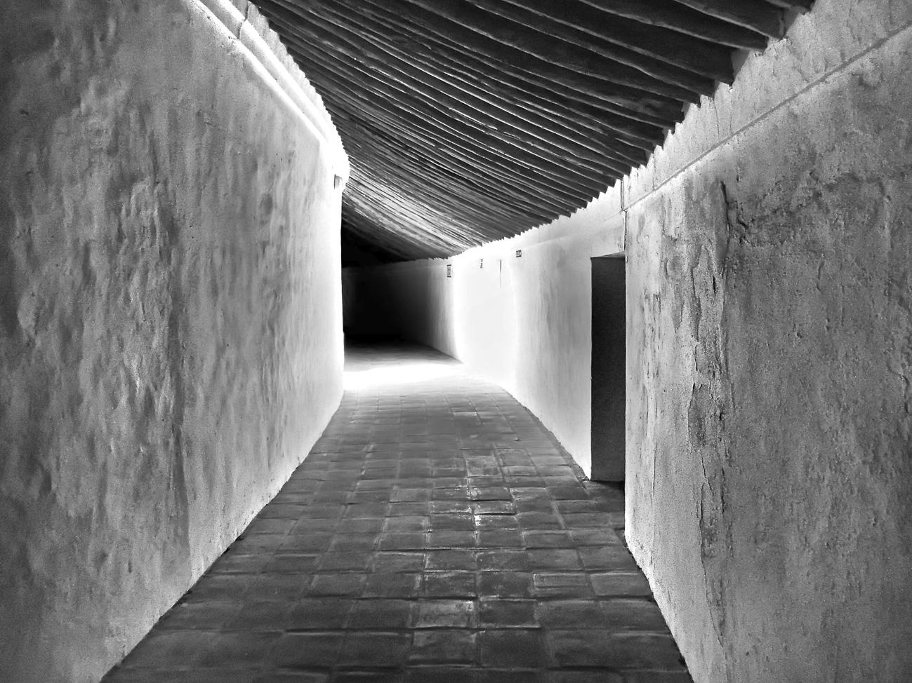 hallway, photo