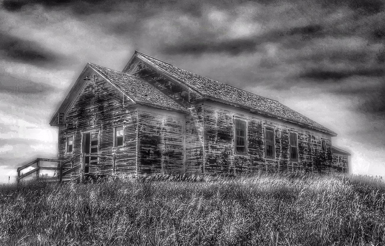 schoolhouse, photo